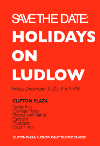 Holidays on Ludlow @ Ludlow Avenue Business District