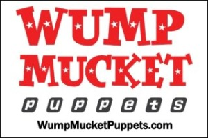Wump Mucket Puppet Show @ Public Library - Clifton Branch | Cincinnati | Ohio | United States