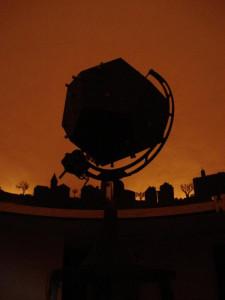 Stars in Your Eyes:  Wolff Planetarium @ Trailside Nature Center - Burnet Woods | Cincinnati | Ohio | United States