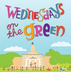Wednesdays on the Green: Chuck Brisbin and the Tuna Project @ Clifton Cultural Arts Center   Derby   Kansas   United States