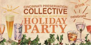 Cincinnati Preservation Collective Holiday Party @ The Härth Lounge | Cincinnati | Ohio | United States