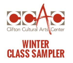 CCAC Winter Class Sampler @ Clifton Cultural Arts Center | Cincinnati | Ohio | United States