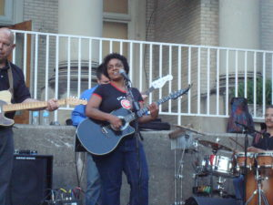 Tracy Walker at Wednesdays on the Green @ Clifton Cultural Arts Center | Cincinnati | Ohio | United States