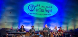 Wednesdays in the Woods: Chuck Brisbin and The Tuna Project @ Burnet Woods Park: Burnet Woods Bandstand | Cincinnati | Ohio | United States
