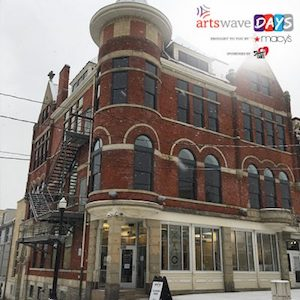 ArtsWave Days: Hands-On Arts at CCAC @ Clifton Cultural Arts Center