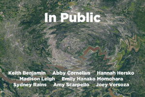 Opening Reception: In Public @ Clifton Cultural Arts Center
