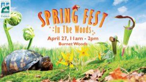 Spring Fest in the Woods @ Burnet Woods | Cincinnati | Ohio | United States